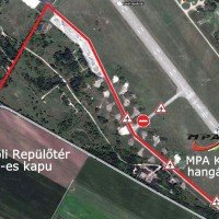 MPA hangár